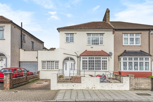Thumbnail Semi-detached house for sale in Chudleigh Road, London