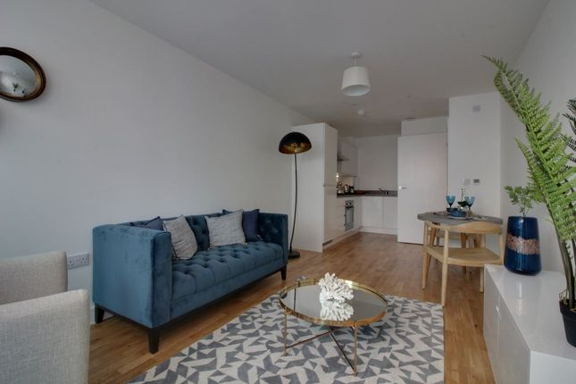 Thumbnail Flat to rent in Park Place, Stevenage
