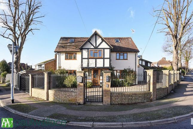 Thumbnail Detached house for sale in Western Road, Nazeing, Waltham Abbey