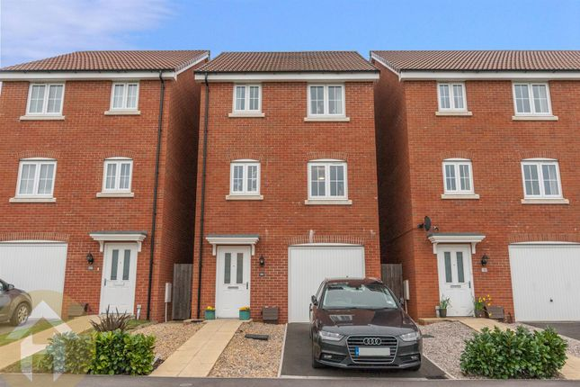 Thumbnail Detached house for sale in Blain Place, Royal Wootton Bassett, Swindon