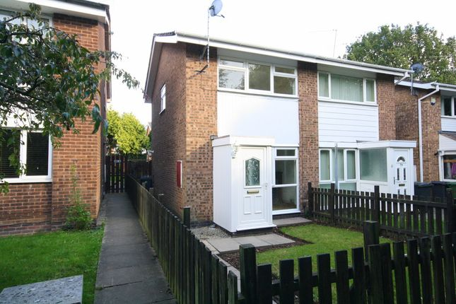 Thumbnail Semi-detached house to rent in Donnington Close, Church Hill South, Redditch