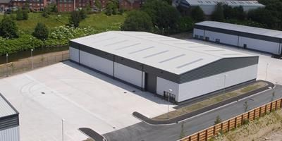 Thumbnail Light industrial to let in Bury South Business Park, Unit 3-8, Riverview Close, Bury, Lancashire