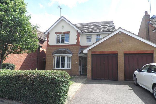 Thumbnail Property to rent in Samwell Way, Northampton
