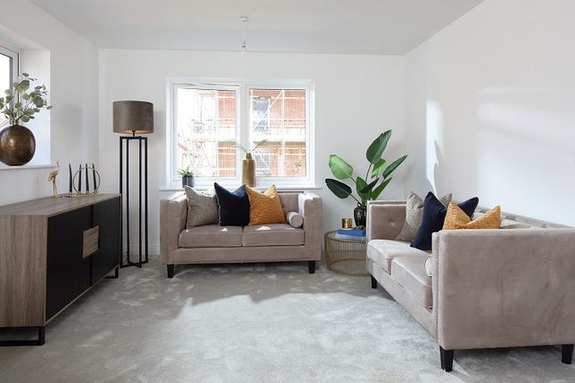 """1 bedroom flat for sale in """"One Bedroom Apartment"""" at Houlton Way, Rugby"""