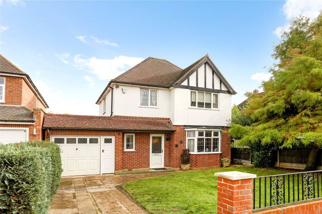 Thumbnail Detached house for sale in Lindsay Drive, Shepperton, Surrey