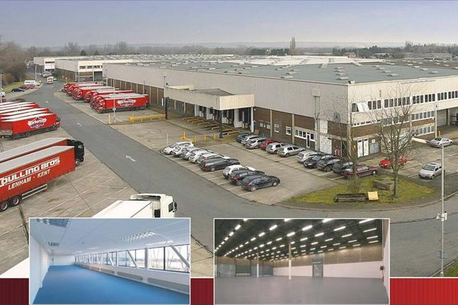 Thumbnail Light industrial to let in Unit A Paddock Wood Distribution Centre, Transfesa Road, Paddock Wood, Tonbridge, Kent