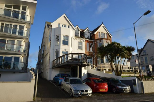 Thumbnail Commercial property for sale in Mount Wise, Newquay, Cornwall