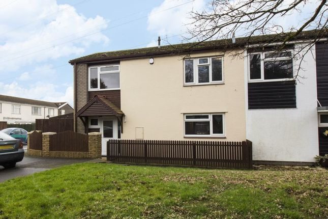 Thumbnail Terraced house for sale in Pentwyn Terrace, Marshfield, Cardiff