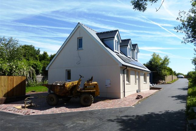Thumbnail Detached bungalow for sale in Ellwood, Ludchurch, Narberth, Pembrokeshire