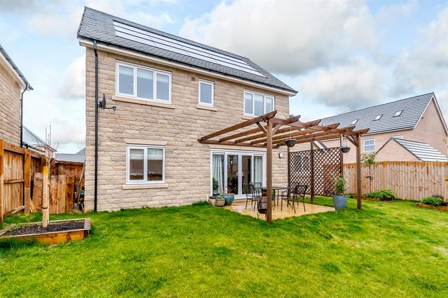 Thumbnail Detached house for sale in St. Andrews Walk, Newton Kyme