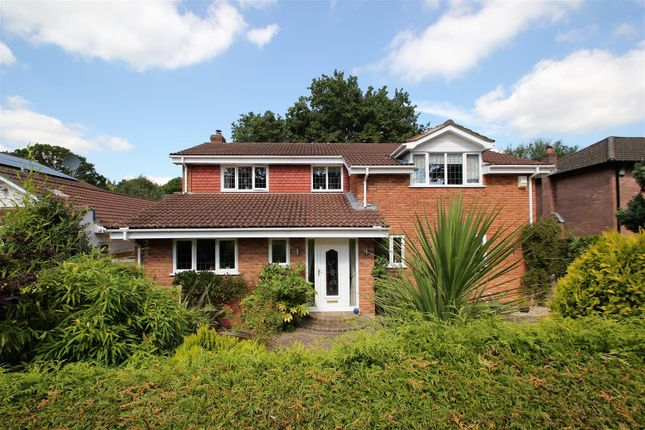Thumbnail Detached house for sale in Willow Drive, Wimborne