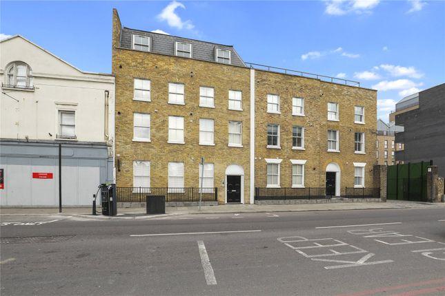 Exterior of Benyamin House, 19 Greenwich High Road, London SE10