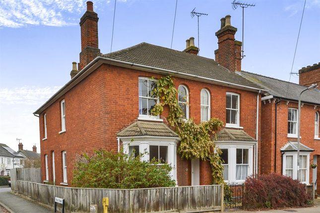 Thumbnail Detached house for sale in Chapel Street, Woburn Sands, Milton Keynes