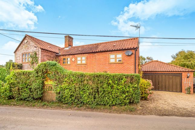 Thumbnail Cottage for sale in The Heath, Hevingham, Norwich