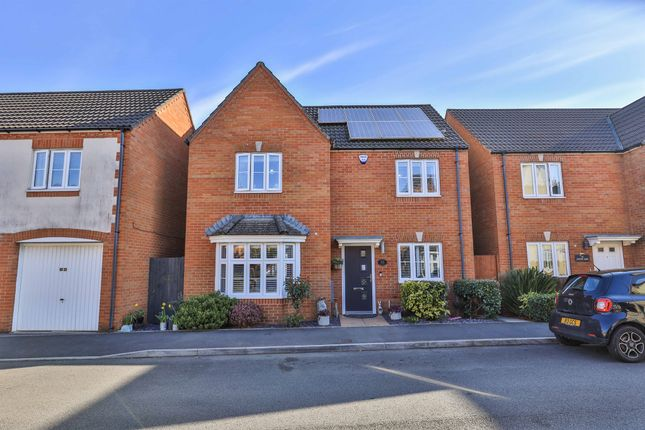 Thumbnail Detached house for sale in Goetre Fawr, Radyr, Cardiff
