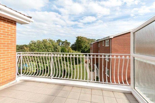 Balcony of Overbury Road, Poole, Dorset BH14