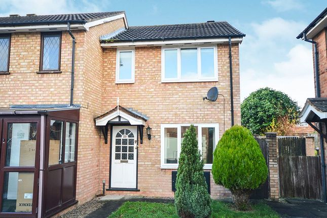 Thumbnail Semi-detached house to rent in Llys Close, Oswestry