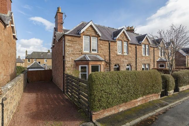 Thumbnail Terraced house for sale in Mayfield, Jenny Moores Road, St. Boswells, Melrose