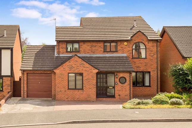 Thumbnail Detached house for sale in Spinney Hill, Melbourne, Derby