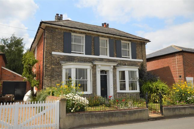 Thumbnail Detached house for sale in High Street, Rowhedge, Colchester