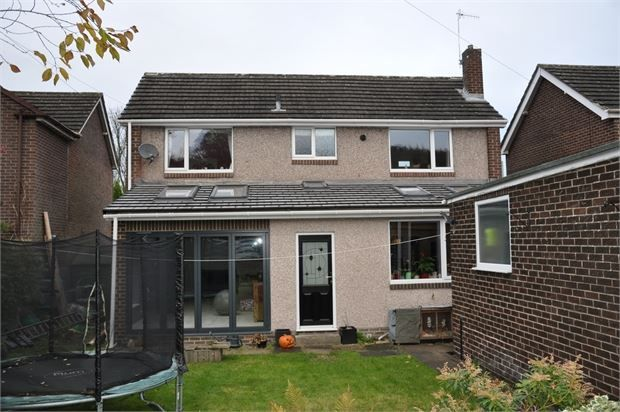 Thumbnail Detached house for sale in East Woodlands, Hexham