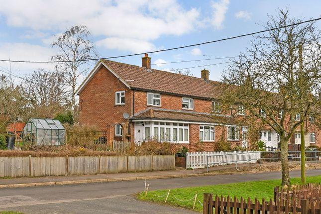 3 bed end terrace house for sale in Caroland Close, Smeeth, Ashford, Kent TN25