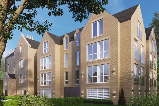 Thumbnail Flat for sale in Plot 26, Beauchief Grove