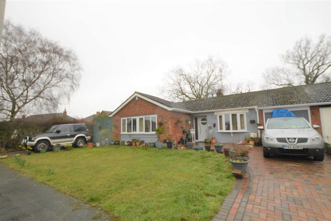 Thumbnail Detached bungalow for sale in Weavers Close, Prettygate, Colchester