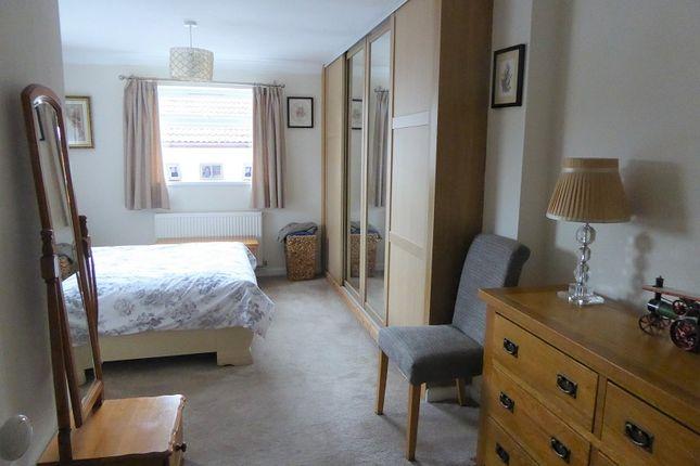 Master Bedroom of Angelton Green, Pen-Y-Fai, Bridgend County. CF31