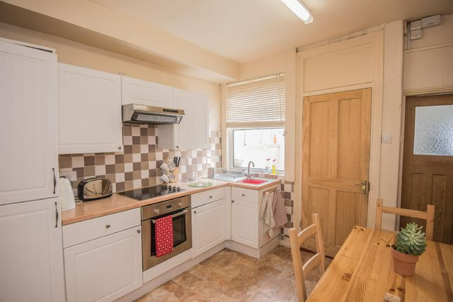 Thumbnail Terraced house for sale in Wolsley Street, York