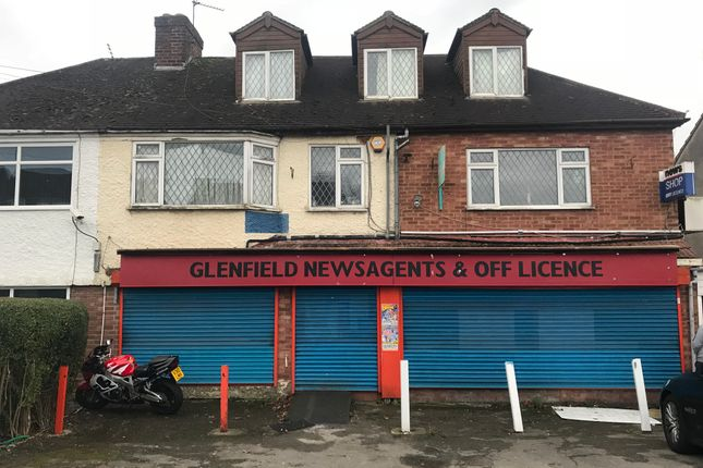 Thumbnail Duplex to rent in Dominion Road, Glendfield, Leicester