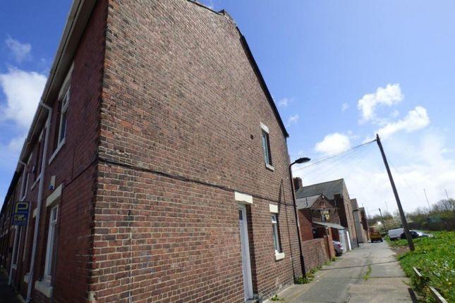 External (Main) of Berwick Terrace, North Shields NE29