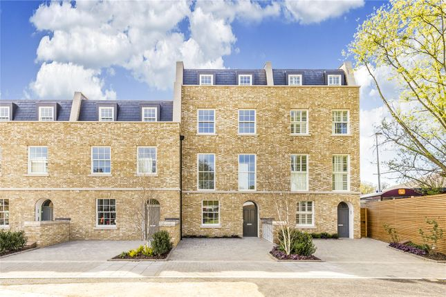 Thumbnail End terrace house for sale in Mills Row, Chiswick, London