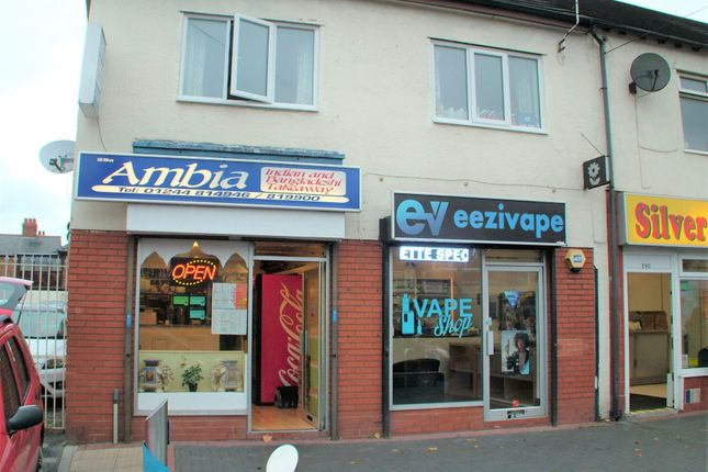 Thumbnail Retail premises for sale in Station Road, Queensferry, Deeside