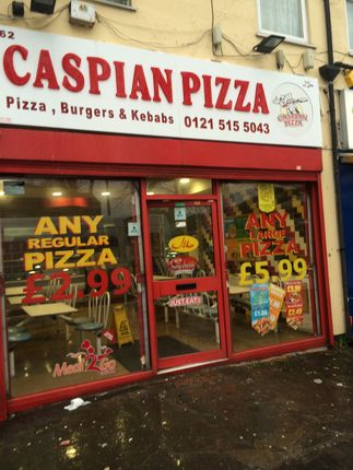 Thumbnail Retail premises for sale in Victoria Road, Aston, Birmingham
