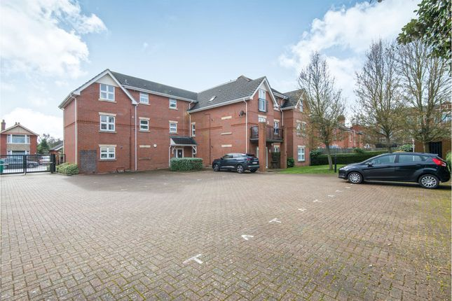 Thumbnail Flat for sale in Bellemoor Road, Shirley, Southampton