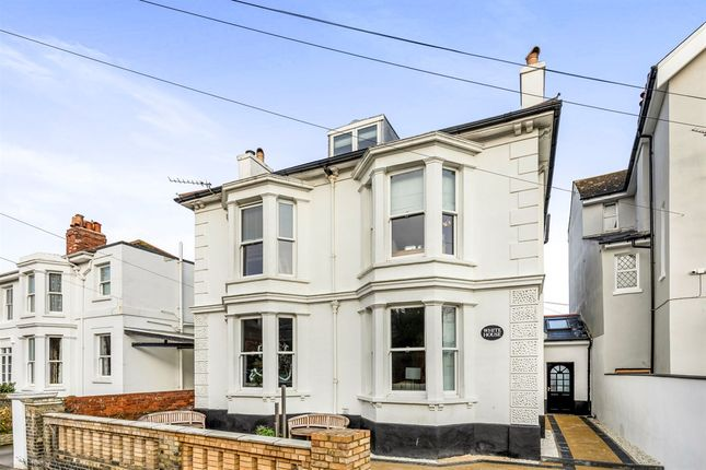 Thumbnail Detached house for sale in Auckland Road West, Southsea