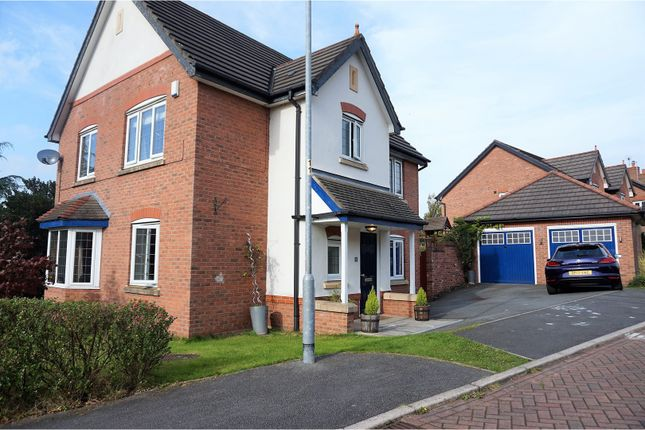 Thumbnail Detached house for sale in Waystead Close, Northwich