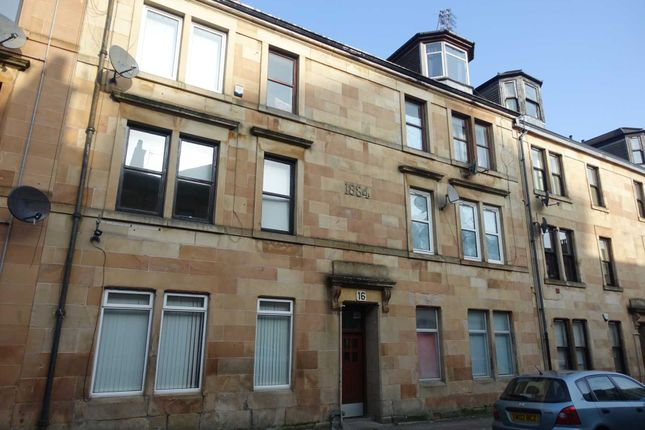 Thumbnail Flat for sale in West Street, Paisley