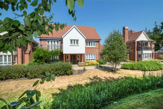 Thumbnail Detached house for sale in Willowbourne, Fleet