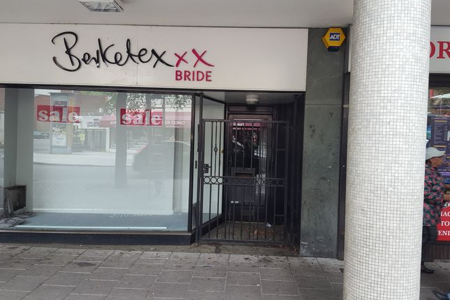 Thumbnail Retail premises to let in Corporation Street, Coventry