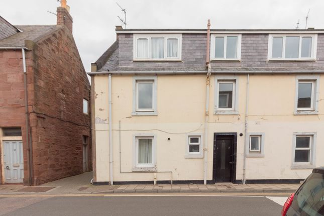 Thumbnail Flat to rent in West Newgate, Arbroath