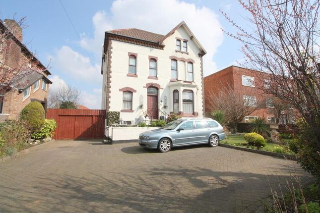 Thumbnail Detached house for sale in Abbotsford Road, Crosby, Liverpool