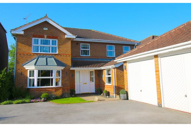 Thumbnail Detached house for sale in The Rusk, Chesterfield