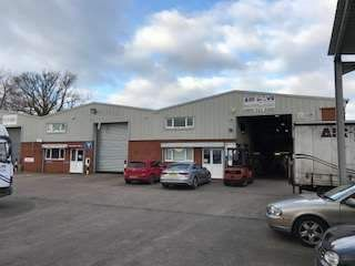 Thumbnail Warehouse for sale in Tything Road West, Kinwarton, Alcester