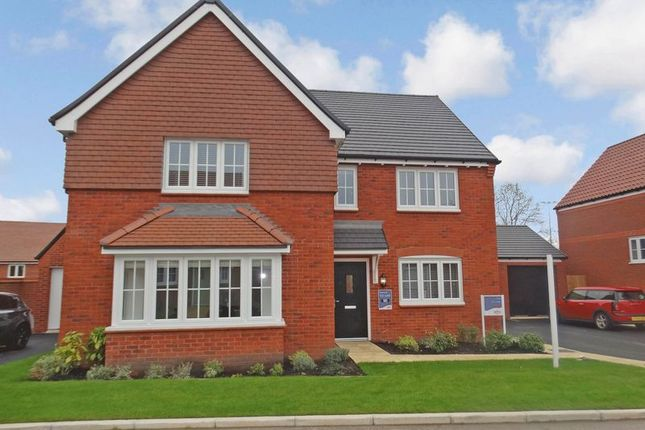 Thumbnail Detached house for sale in The Arundel, Plot 95 Loachbrook Farm Meadow, Congleton