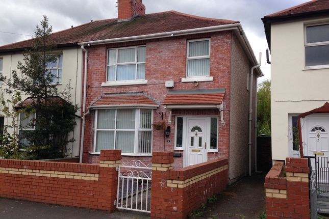 Thumbnail Semi-detached house to rent in Buckley Avenue, Rhyl