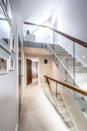 Stairway of Dinton Road, Kingston, Surrey KT2