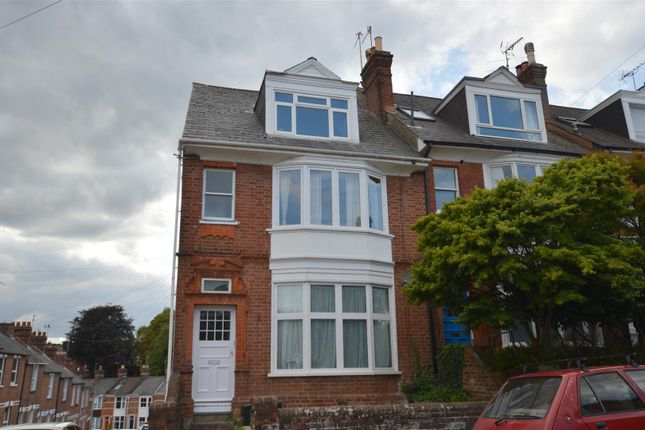 Thumbnail Maisonette to rent in Fairpark Road, St. Leonards, Exeter