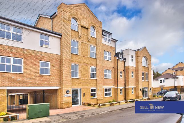 Thumbnail Triplex for sale in Freemans Court, Station Road, Rushden, Northamptonshire